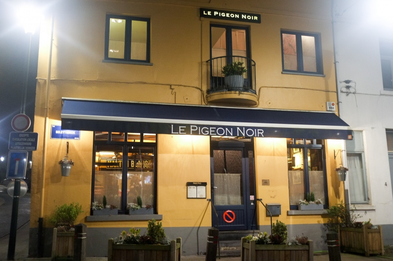 Le Pigeon noir, restaurant, étoilé, Michelin, bistrot