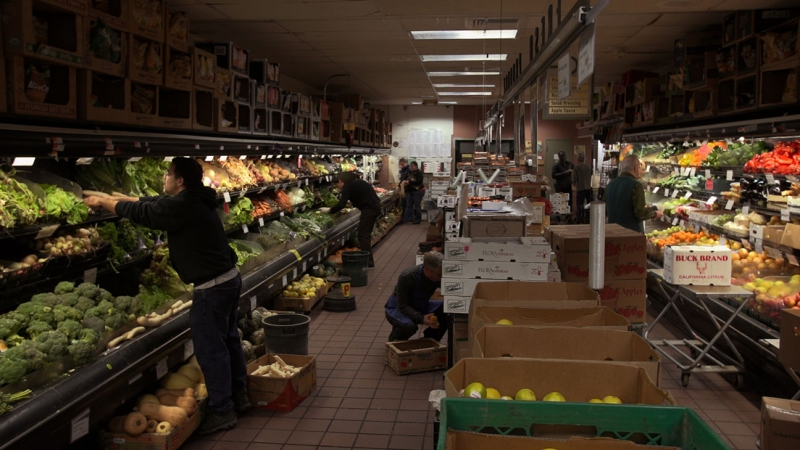 Food Coop, documentaire, coopérative, Park Slope Food Coop