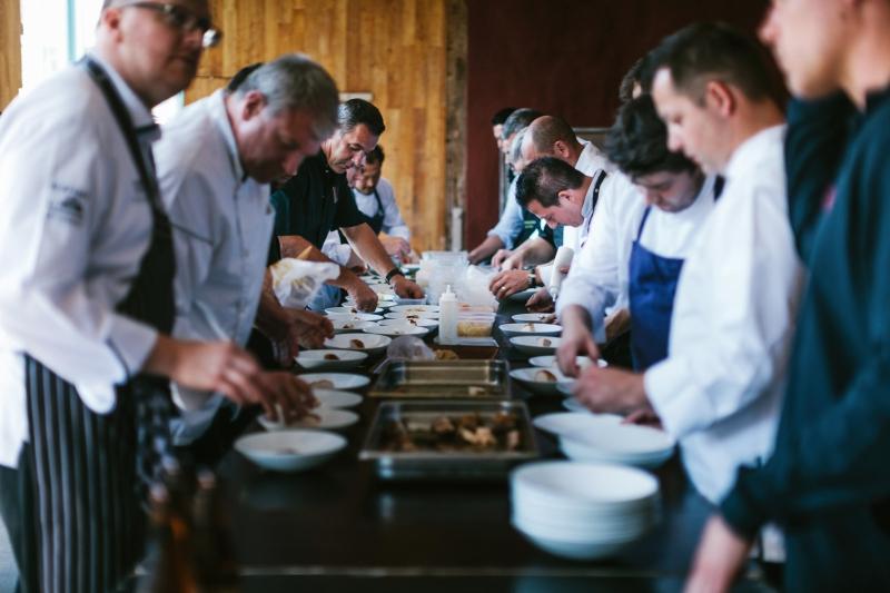 w food festival,génération w,festival gastronomique bruxelles,citadelle de namur,sang-hoon degeimbre,san bruxelles