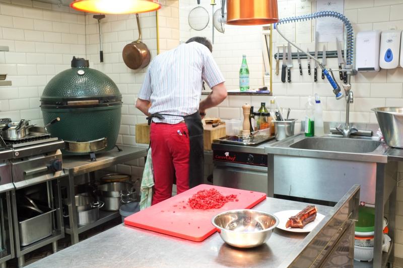 coupé couteau,restaurant,steakhouse