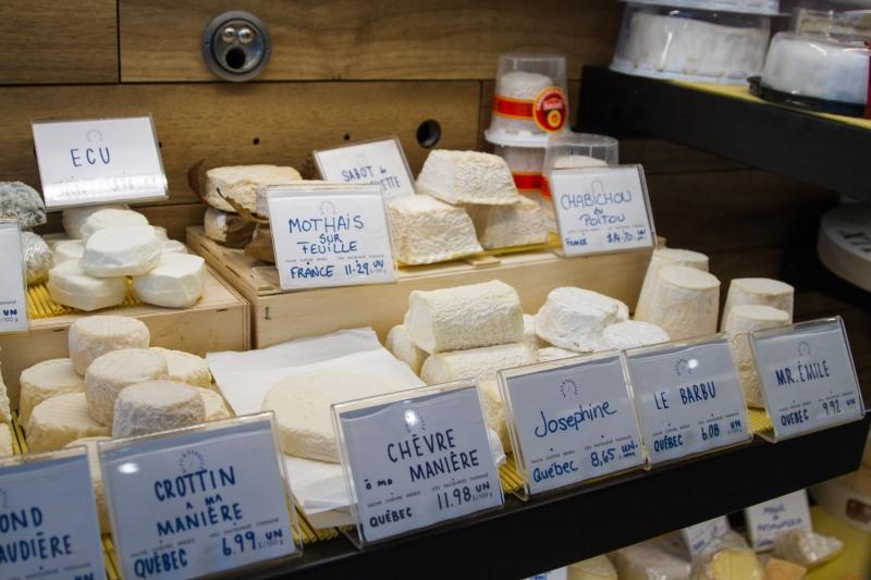 Québec, l'autre pays du fromage