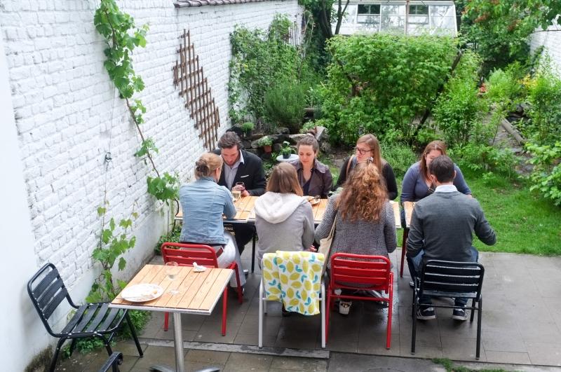 «Sauvages»: pique-niques urbains à Bruxelles