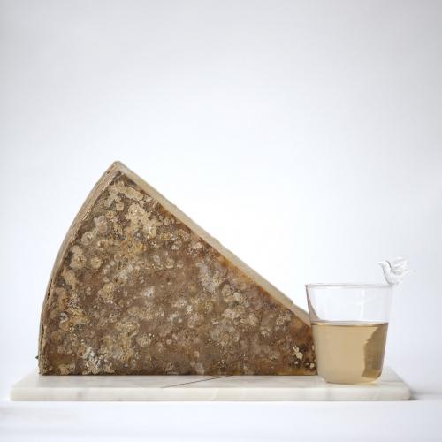 Fromage & thé, un livre de Fabienne Effertz