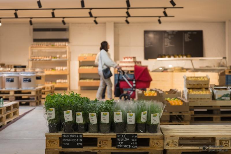 «The Barn»: nouveau magasin bio à Etterbeek