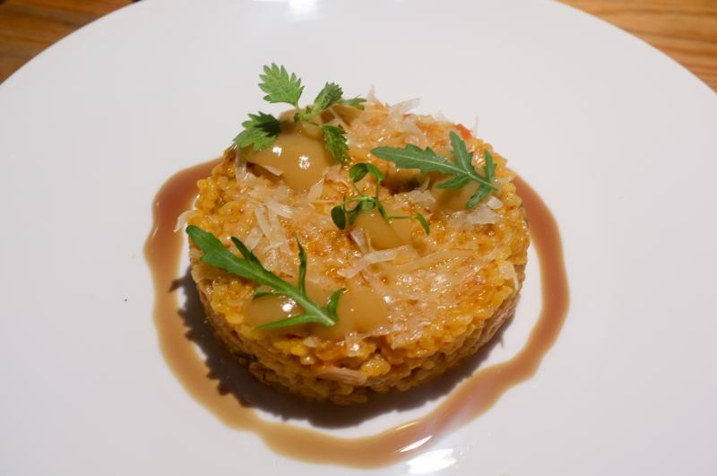 restaurant berlin,kochu karu,cuisine coréenne,fusion,cuisine espagnole,michelin