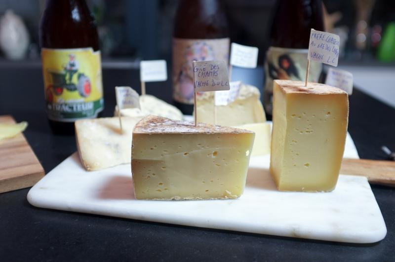 fromages,québec,fromages québécois,fromagerie du presbytère,bergerie de la nouvelle france