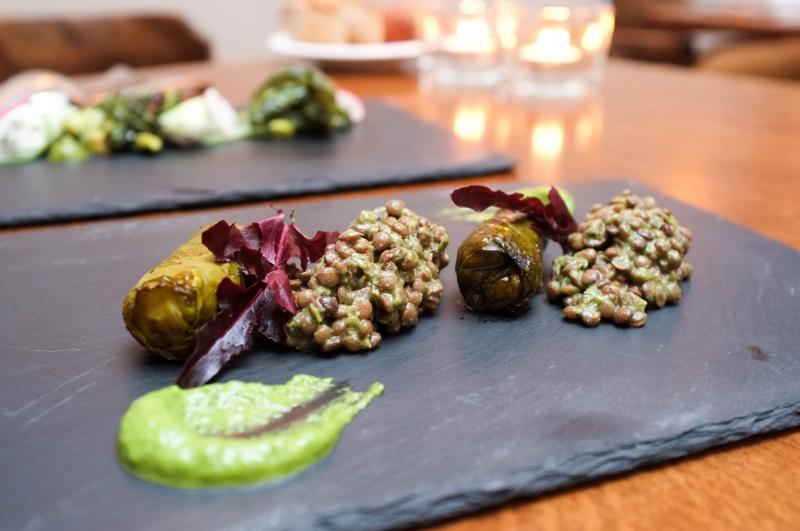 notos,constantin erinkoglou,cuisine végétarienne,cuisine grecque,restaurant grec