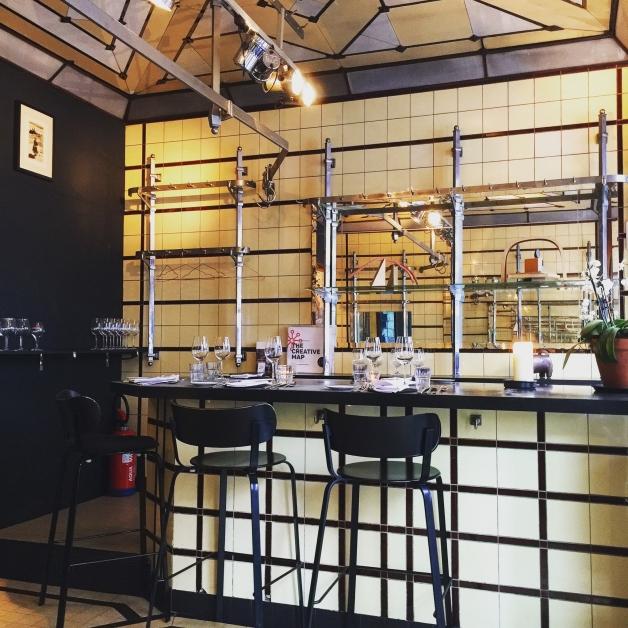 «La buvette»: la cuisine essentielle de Nicolas Scheidt