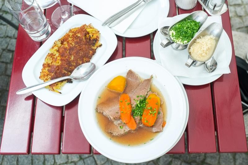 vienne,gastronomie,cuisine autrichienne,wiener schnitzel