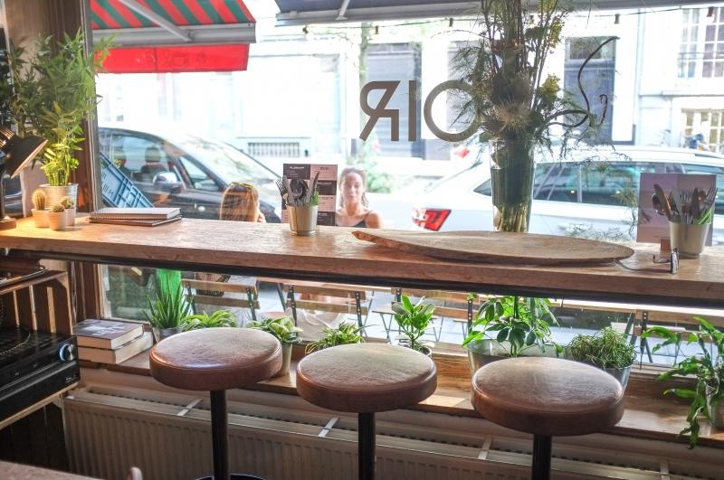 Le Parloir, restaurant, Saint-Gilles, bistrot