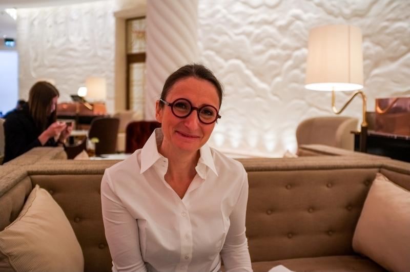 anne-sophie pic,la dame de pic,la maison pic,restaurant londres,trois étoiles,michelin,chef