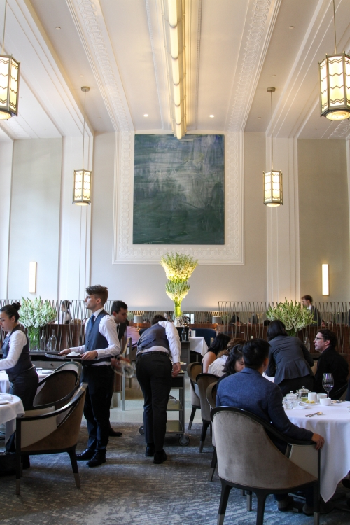 eleven madison park,daniel humm,trois étoiles,new york,restaurant,michelin,grande table