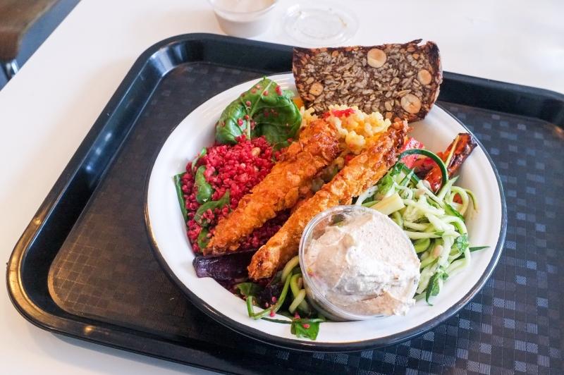 «Seedz»: salades santé à prix Brugmann