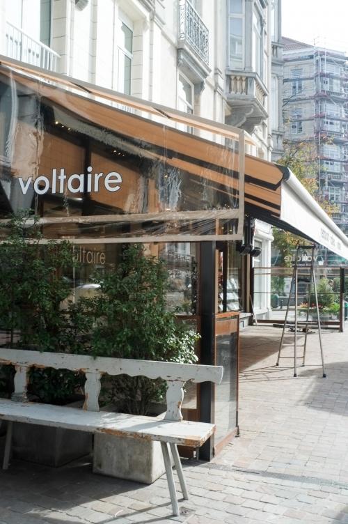 «Voltaire»: Gaudron, sors de ce corps!