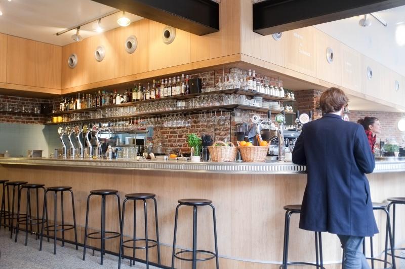 café Bruxelles, bistro, Caberdouche