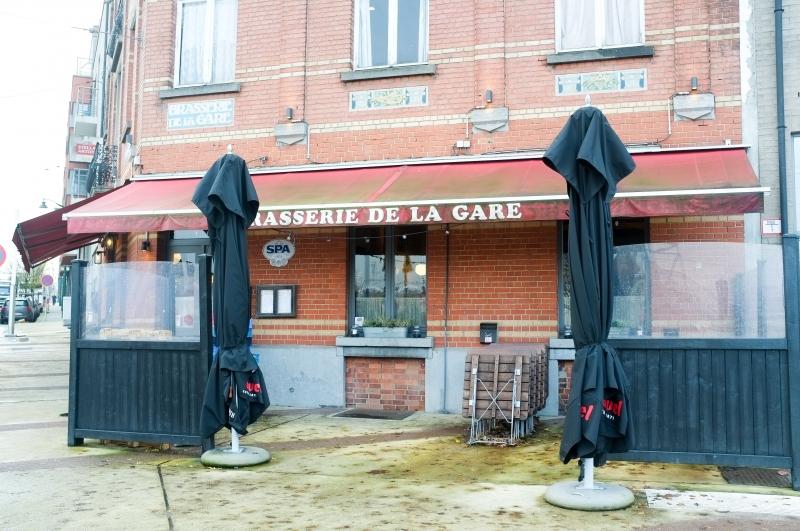 la brasserie de la gare,restaurant,bib gourmand,brasserie bruxelles,bruxelles