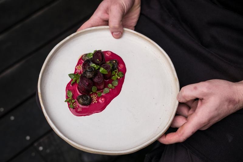 La buvette, Nicolas Scheidt, Damien Brunet, restaurant, Bruxelles, jeune chef