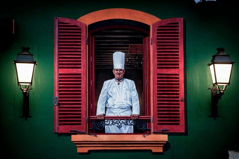 paul bocuse,bocuse,pape de la cuisine,cuisinier du siècle,auberge du pont de collonges