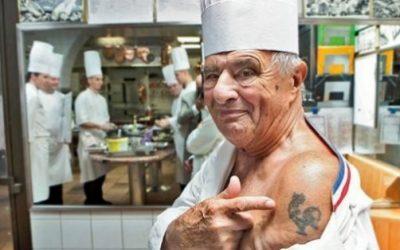Bocuse, le boss de la cuisine