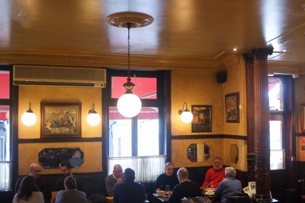 «La Brasserie de la gare»: une cuisine bruxelloise pur jus