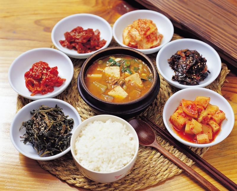 Cuisine coréenne, kimchi, fermentation