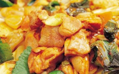 Une recette coréenne en mode JO d'hiver
