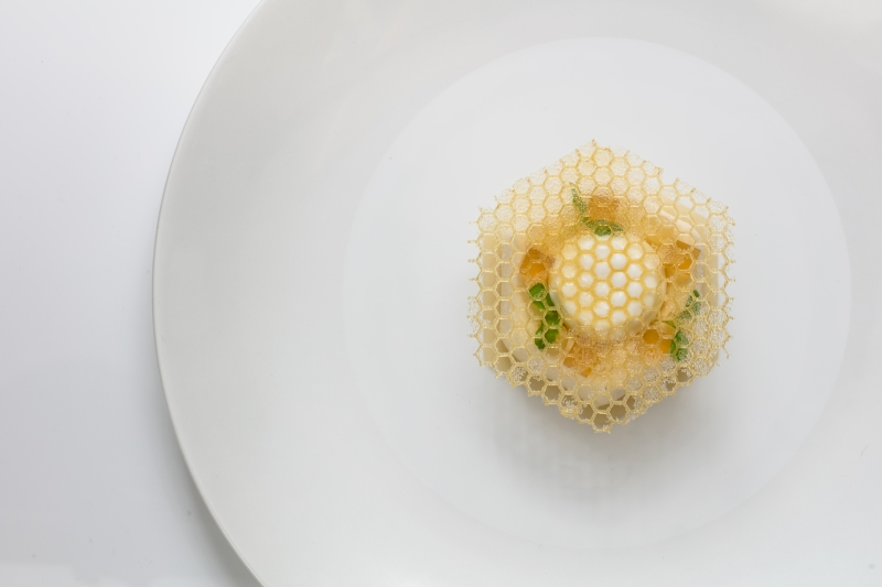 core,restaurant londres, clare smyth