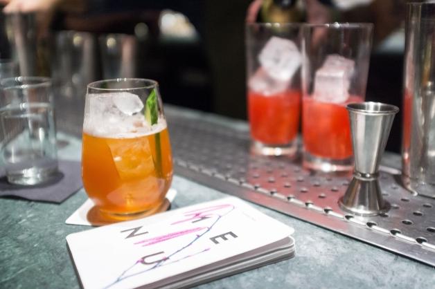 Un cocktail au bord de la Tamise au «Dandelyan»