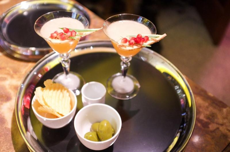 Arthur Orleans, bar à cocktails, cocktail Bruxelles, Gino Baldan