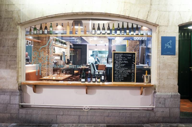 cul sec,bistrot,bruxelles,bar à vins,vins nature,philippe renoux