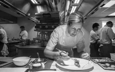 Clare Smyth ou le pari gagnant de la cuisine britannique