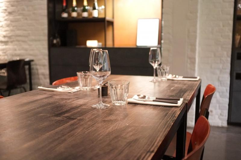 Va et vient, restaurant Courtrai, Courtrai, Matthias Speybrouck