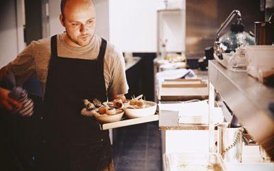 Martijn Defauw, un chef sans étiquette