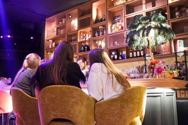 «Sprezza», le bar qui fait bouger Courtrai