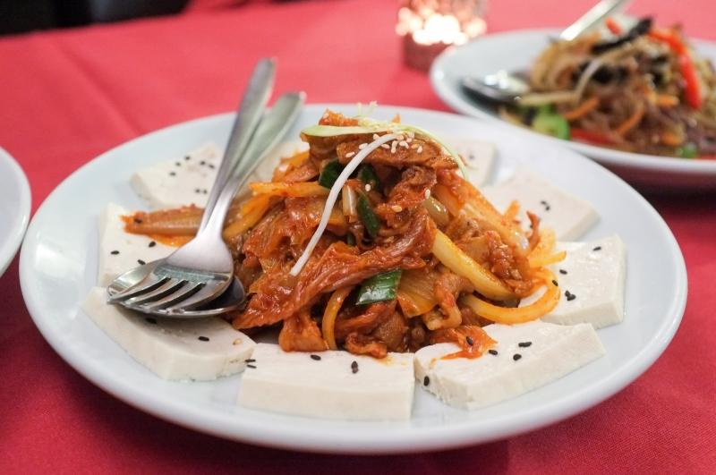 korea restaurant,cuisine coréenne,restaurant bruxelles