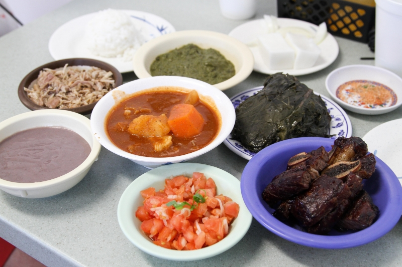 Hawai, Honolulu, Maui, Kauai, Oahu, Big Island, cuisine hawaïenne, poke