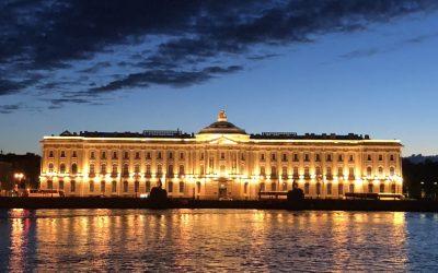 Pleins feux sur Saint-Pétersbourg