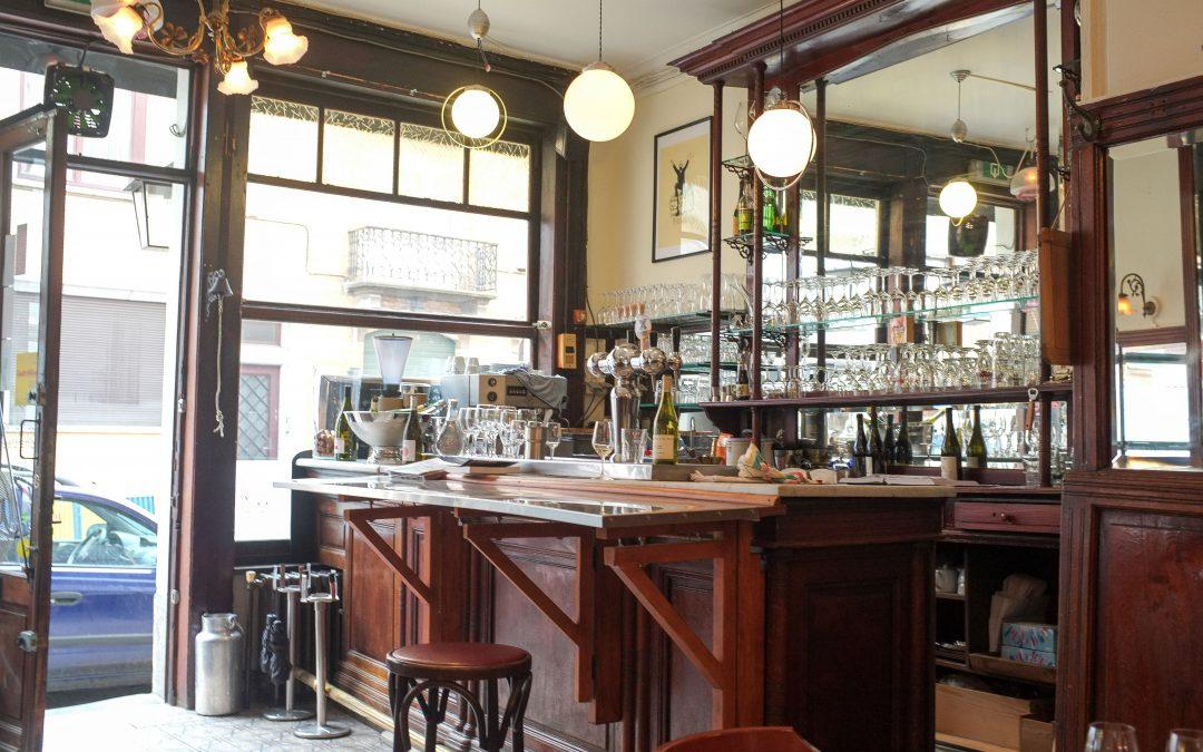 «Les petits bouchons»: enfin un vrai bistrot à Bruxelles!
