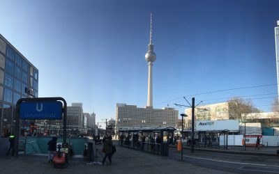 Berlin et les fantômes de l'Histoire
