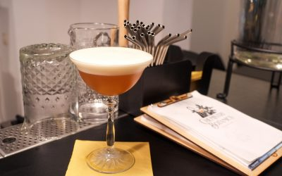 «Chemistry & Botanic's»: cocktails de petit chimiste