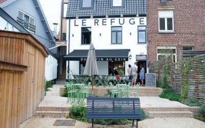 «Le refuge»: cantine uccloise