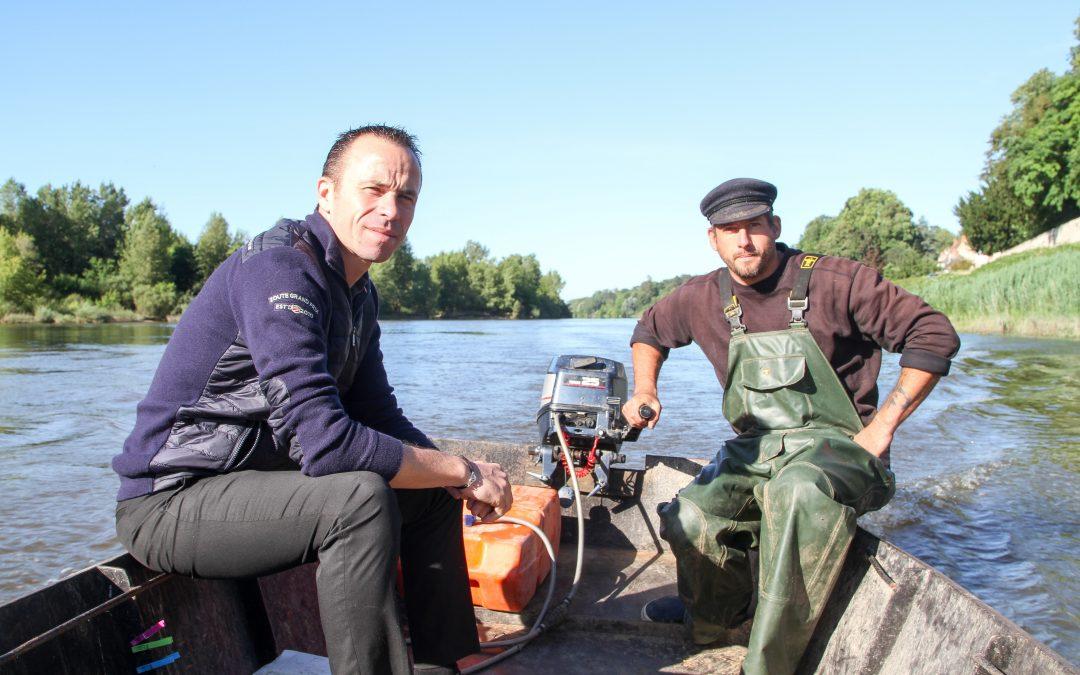 La Loire, côté fleuve et côté jardin, avec Christophe Hay
