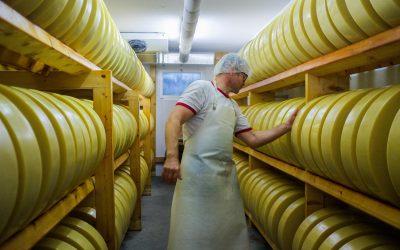 La Suisse, pays de fromages