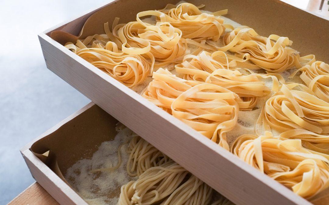 Racines, l'art de la pasta