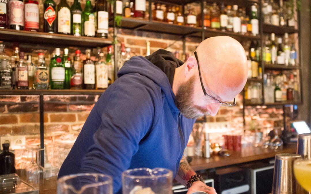 Cocktails de haut vol au «Modern Alchemist» à Saint-Gilles