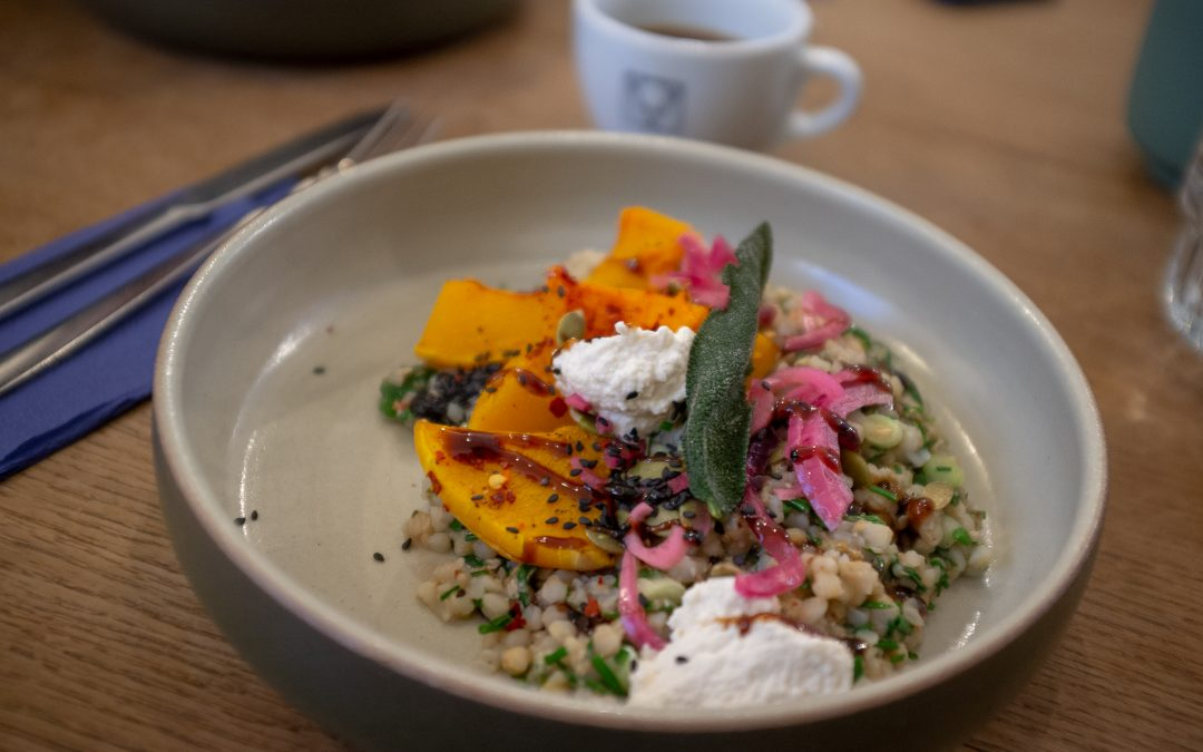 «Mok»: café Slow à Bruxelles