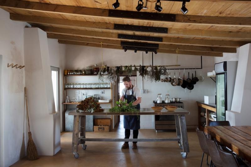 «Wolfgat», quel est ce restaurant sud-africain récompensé aux World Restaurant Awards?