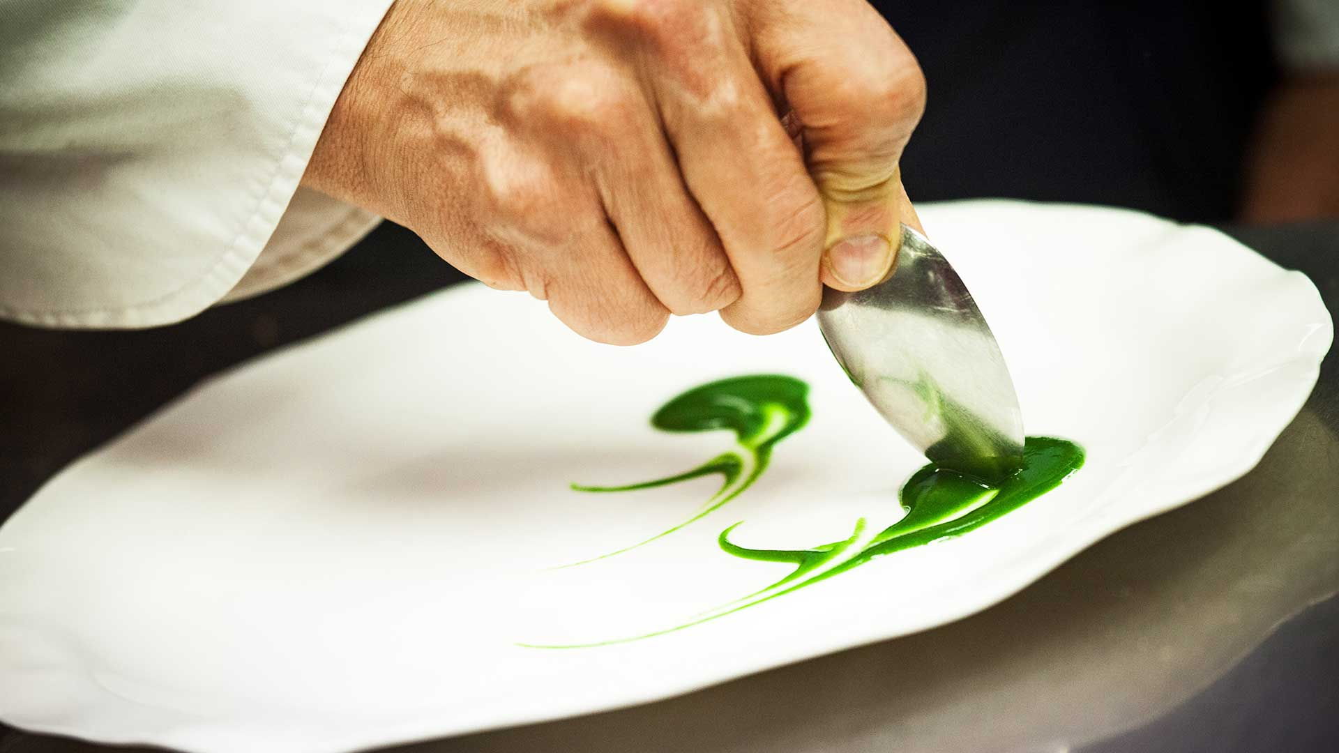 «Chapitre à part» ou la découverte de la haute gastronomie italienne à Bruxelles