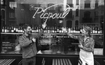«Picpoul»: Chouette comptoir à manger à l'Altitude 100