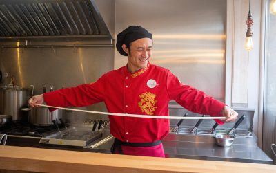«Hui Mian»: des nouilles du Henan à Bruxelles!